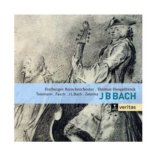 Warner music poland Orchestral suites - freiburger barockorchester, thomas hengelbrock (płyta cd) (0825646195381)