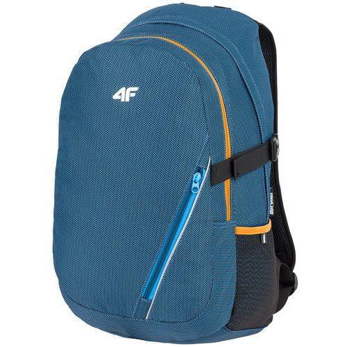 4F Plecak miejski PCU003 niebieski ciemny (C4L16) 21l z kategorii Plecaki turystyczne i sportowe