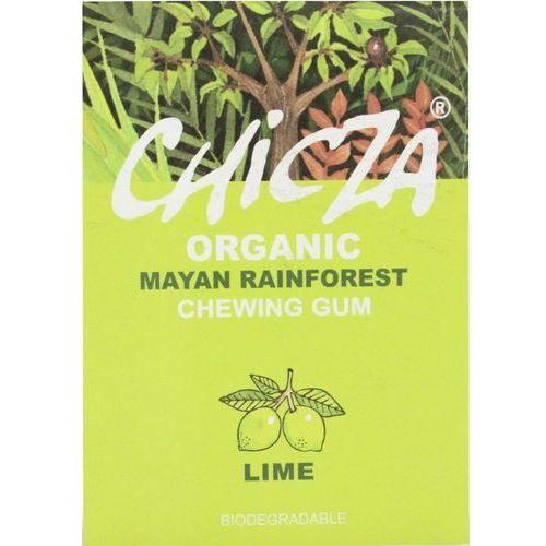 Biodegradowalna guma do żucia o smaku limonki 30g -  marki Chicza