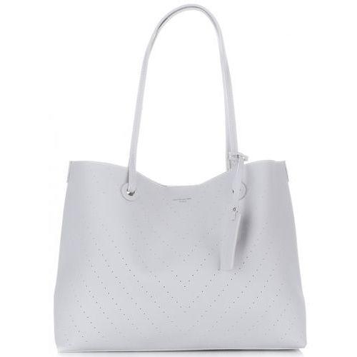 09220b5acdc2e Ażurowane torebki damskie z kosmetyczką... Producent David Jones  Dla kogo  damska  Materiał ażurowa