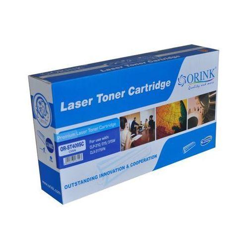Toner do drukarek Samsung CLP310 / 315 / CLX3170 | Cyan | 1000str. LSCLP310C RM/OR