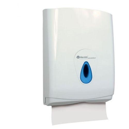 Merida Pojemnik na pojedyncze ręczniki papierowe top maxi, okienko niebieskie