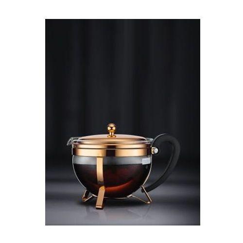 BODUM -Zaparzacz tłokowy do herbaty 1,3l miedziany, 11656-18 (12389596)