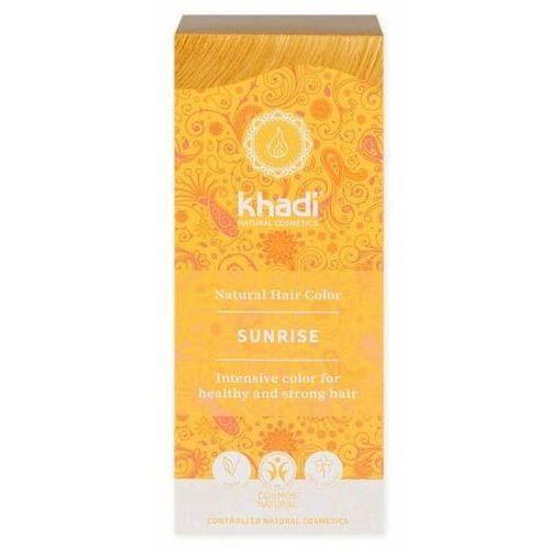 Henna słoneczny blond - marki Khadi