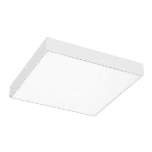 Rabalux Plafon lampa łazienkowa tartu 7896 kwadratowa oprawa sufitowa led 24w 2800k - 6000k metalowa ip44 biała (5998250378961)