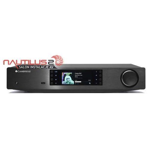Cambridge audio  cxn czarny - dostawa 0zł! - raty 20x0% w bgż bnp paribas lub rabat!, kategoria: pozostałe video
