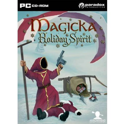 Magicka Holiday Spirit Item Pack (PC)
