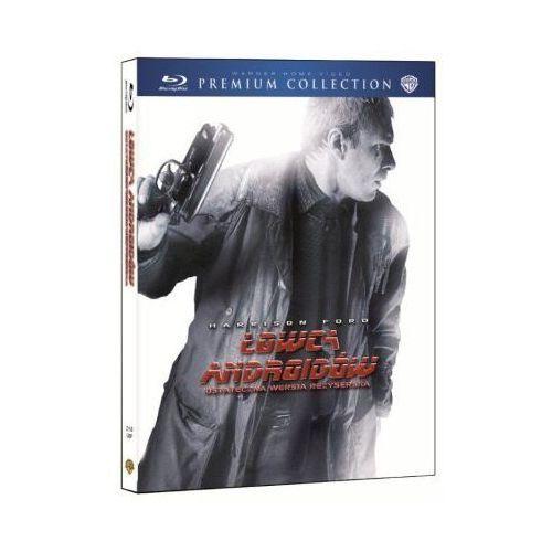 Łowca androidów - ostateczna wersja reżyserska (blu-ray+dvd, premium collection) od producenta Galapagos films / warner bros. home video