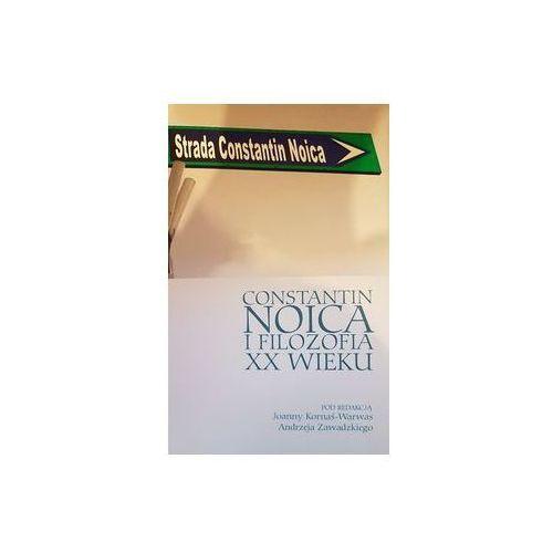 Constantin Noica i filozofia XX wieku (9788376388373)
