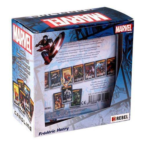 Cardline Marvel [Frédéric Henry], 82003703758GR (6294206)