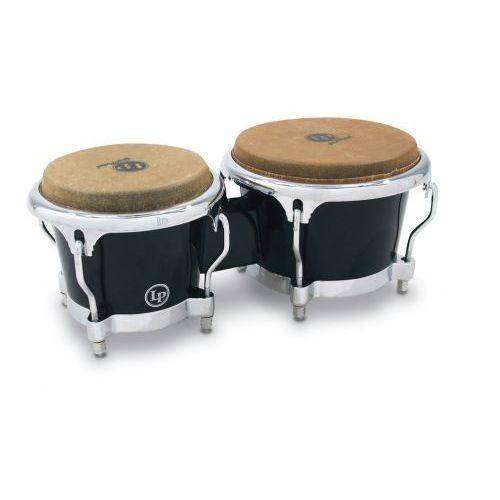 Latin percussion bongo fiberglass white