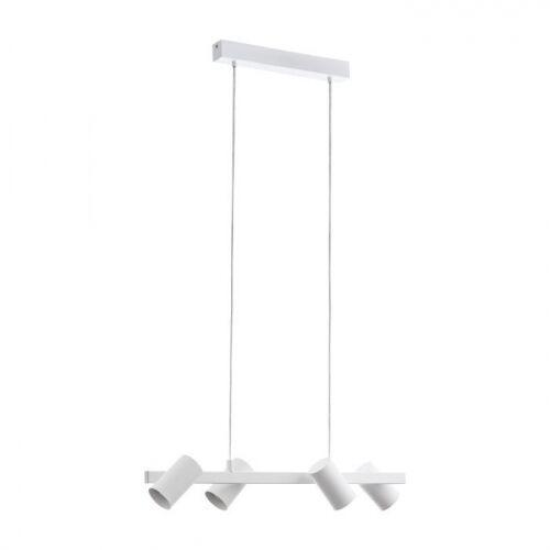Eglo Gatuela 98686 lampa wisząca 4x25W E14 biały (9002759986865)