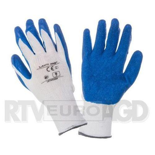 LAHTI PRO Rękawice ochronne Poliester powlekane, rozmiar 7, opakowanie 12par /L210507W/ (5903755047434)