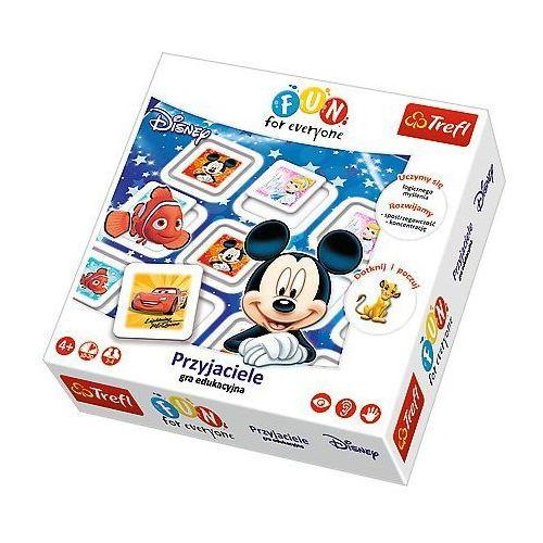 OKAZJA - Trefl Gra ffe przyjaciele mickey mouse ( fun for everyone )