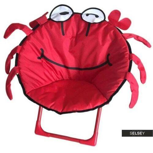 SELSEY Krzesełko składane Small Crab (5903025283852)
