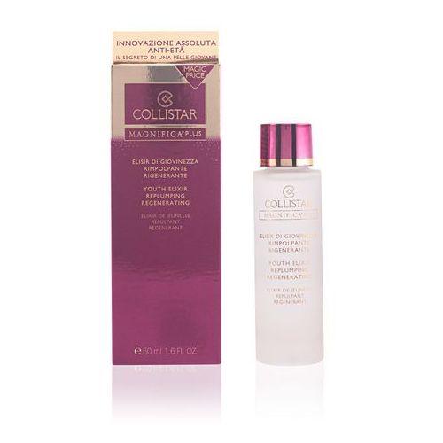magnifica youth elixir replumping regenerating olejek i serum do włosów 50 ml dla kobiet marki Collistar