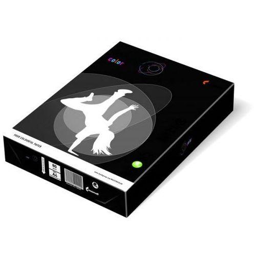 Papier ksero Maestro Color A4 80g intensywny czarny B100