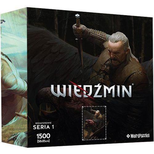 Cdp.pl software Puzzle cdp.pl bohaterowie wiedźmina - vesemir (seria 1)