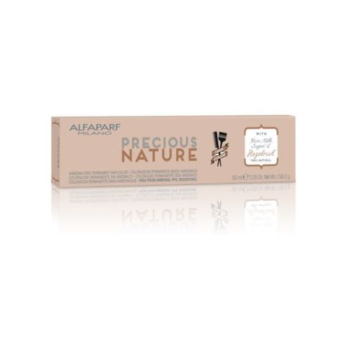 Alfaparf milano Alfaparf precious nature hair - koloryzacja bez amoniaku 60 ml 1.11 czarno-niebieski