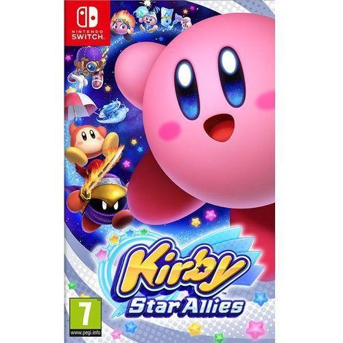 Kirby star allies switch marki Nintendo