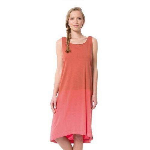 sukienka NIKITA - Careen Baked Clay (BCL) rozmiar: XS, kolor różowy