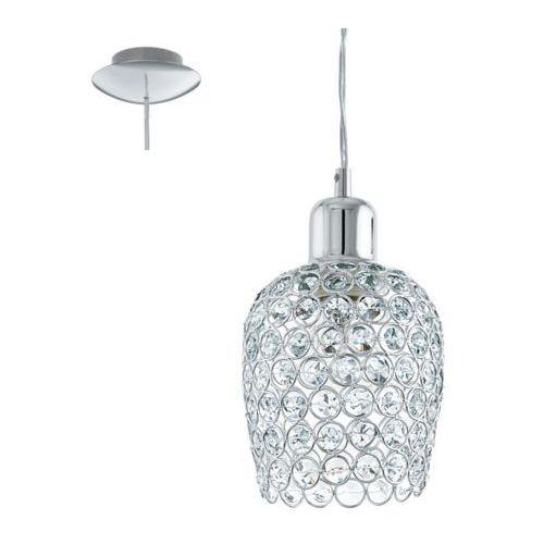 94896 - żyrandol kryształowy bonares 1 1xe27/60w/230v marki Eglo