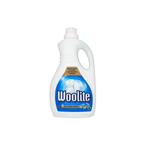 Woolite płyn do prania do bieli i jasnych kolorów z keratyną 3 l (50 prań)