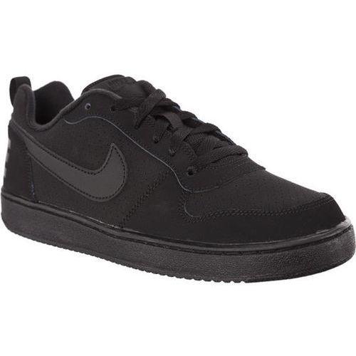 Nike COURT BOROUGH LOW GS 001 BLACK Buty Damskie Sneakersy