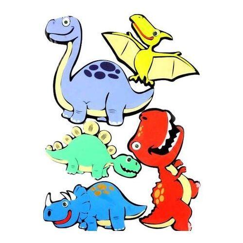 Naklejka Dinozaury, SRP-019