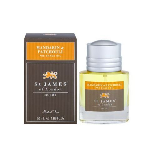 St. James Of London Mandarin & Patchouli 50 ml olejek do golenia