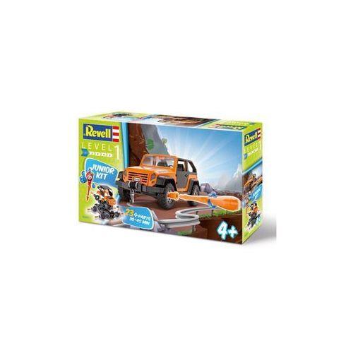 Revell Junior Kit Off-road vehicle Model do sklejania, 80356002830ZA (5645418)
