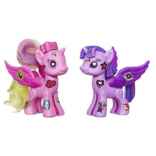 Figurka HASBRO My Little Pony Pop Kucyki Z Akcesoriami A8205 z kategorii Figurki dla dzieci