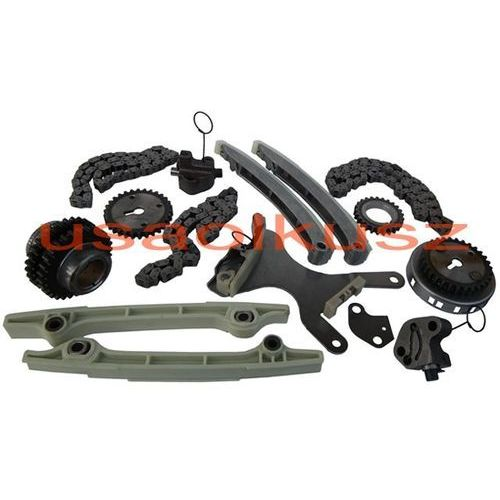Rozrząd kpl łańcuchy ślizgi napinacze Dodge RAM 1500 4,7 V8 2003-2006