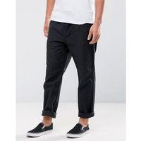 Carhartt WIP Colton Clip Trousers - Grey, kolor szary