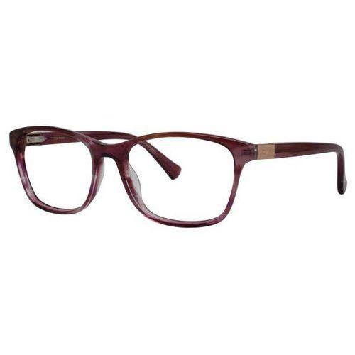 Vera wang Okulary korekcyjne  v372 burgundy