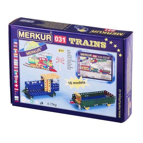 Merkur M031 Model Kolejowy RC Kit, 10 modeli - BEZPŁATNY ODBIÓR: WROCŁAW!