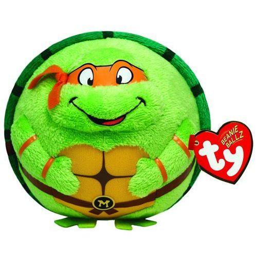 Ty Maskotka michelangelo wojownicze żółwie ninja 12 cm