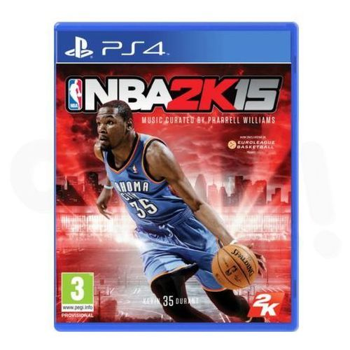NBA 2K15 - produkt w magazynie - szybka wysyłka!, kup u jednego z partnerów