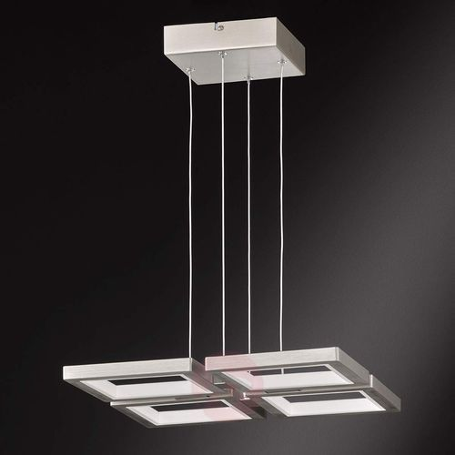 Wofi Viso - lampa wisząca led ściemniana przełącznikiem