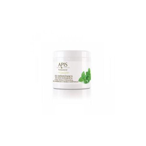 Apis professional Apis fresh lime terapis sól do stóp potliwych z trawą cytrynową 650g (5901810001049)