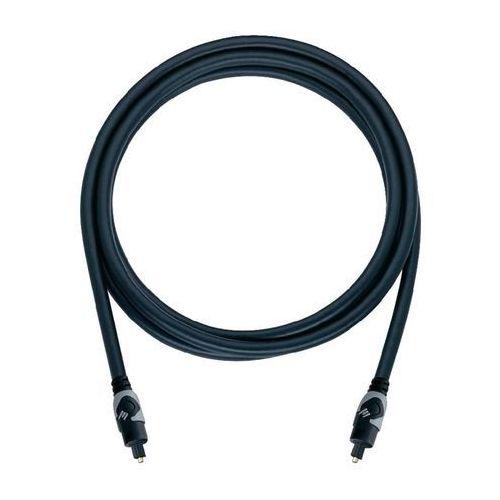 Kabel toslink, , wtyk toslink / wtyk toslink, czarny, 1 m od producenta Oehlbach