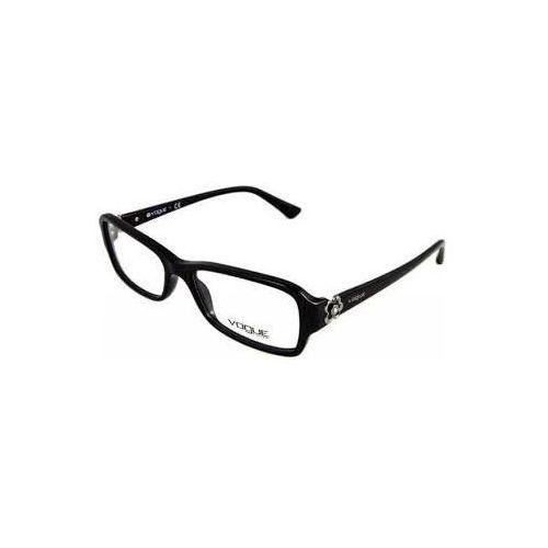 Vogue  vo 2837 w827 okulary korekcyjne + darmowa dostawa i zwrot (8053672144475)