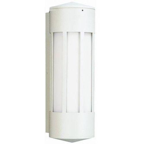 Albert 240 zewnętrzny kinkiet Biały, 1-punktowy - Nowoczesny - Obszar zewnętrzny - 240 - Czas dostawy: od 6-10 dni roboczych (4007235802405)