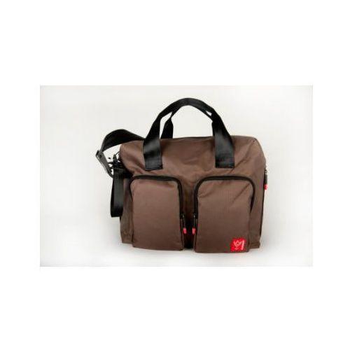 KAISER torba na akcesoria do przewijania Worker kolor brązowy