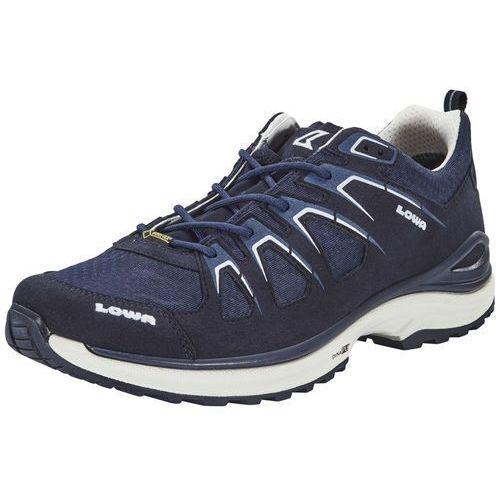 innox evo gtx low buty mężczyźni niebieski 42,5 2018 buty codzienne marki Lowa