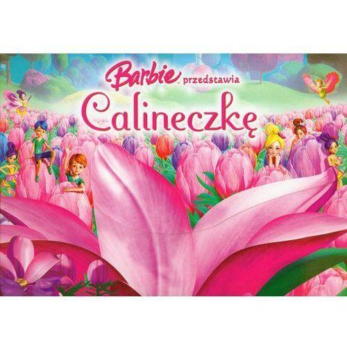 Megapack Barbie przedstawia Calineczkę
