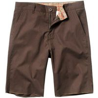 szorty ENJOI - Boo Khaki Chino Short Brown (BRW) rozmiar: 36