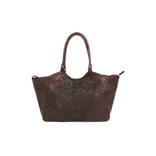 Torba Big Bag XXL brązowa, kolor Brązowy