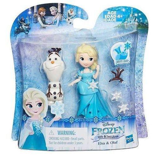 frozen mini lalka elsa i olaf marki Disney