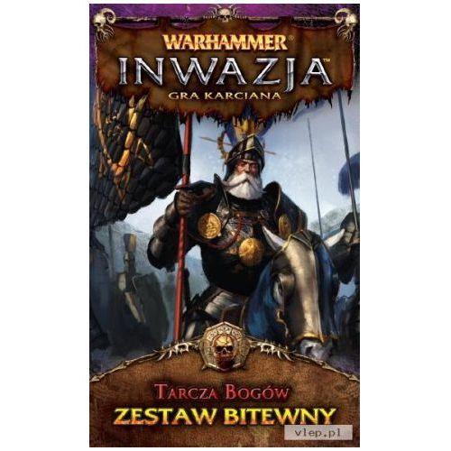 Fantasy flight games Warhammer inwazja: tarcza bogów